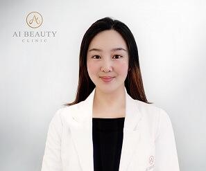 首席纹绣师 M・WANG