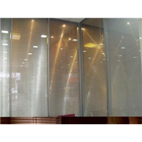 唐山百叶玻璃隔断安装注意事项
