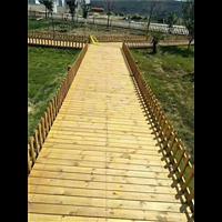 保定防腐木地板