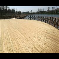 河北防腐木地板