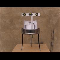 灌水法密度试验仪
