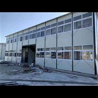 宁波活动板房回收