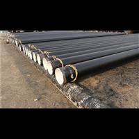 六油二布|直顶钢管防腐现场施工