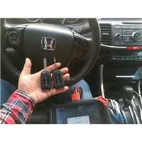 呂梁配汽車芯片鑰匙