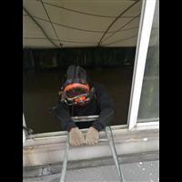 蛙人水下檢查攝像公司