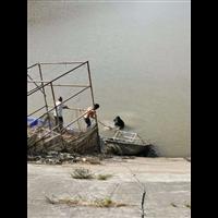 橋樁蛙人水下檢查