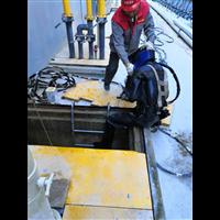 市政排污排水管道水下潜水封堵作业公司