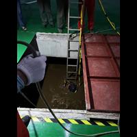 污水管水下安装