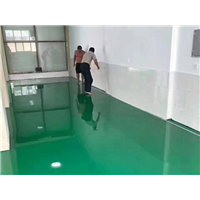 长沙地坪漆工程