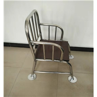 不锈钢询问椅