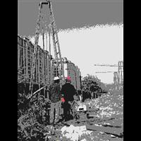 海安市挖井队