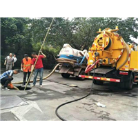 兰州新区管道疏通