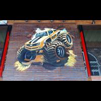 襄阳哪有画手绘3D立体画墙绘彩绘的?