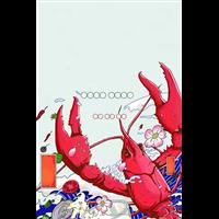 承接襄陽東津新區酒店餐廳墻繪彩繪……