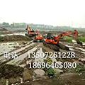 广东广州水陆挖机出租