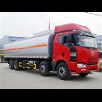 减水剂槽罐车物流运输