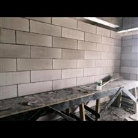 浏阳轻质砖隔墙