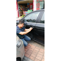 上虞开汽车锁 配汽车钥匙