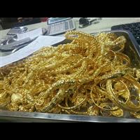 吕梁回收黄金