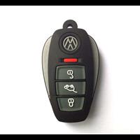 安岳开大众汽车锁 安岳大众车钥匙匹配