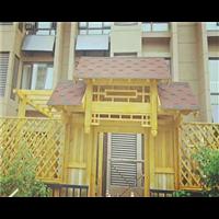 济南花园木门1