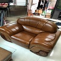 沙發舊了壞了不用再扔掉了
