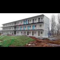 金华二层住人集装箱租赁