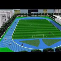 喀什塑胶跑道施工