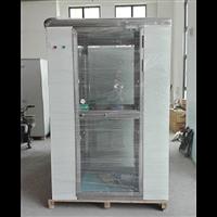 重庆电子厂双人双吹冷板不锈钢风淋室厂家