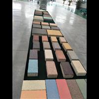 市政路面砖 停车场指定砖 河北邢台陶瓷透水砖6