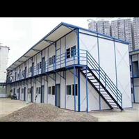 新疆彩钢二楼房