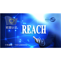 欧盟Reach(SVHC)检测化学品监管系