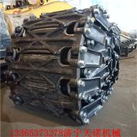 50装载机防滑保护履带 防滑保护链条济宁天诺机械生产