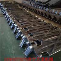装载机防滑履带 防扎防滑链 济宁天诺机械生产