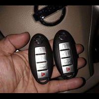 东营配汽车钥匙