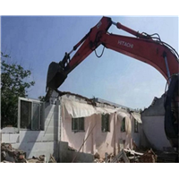 广州厂房拆除公司
