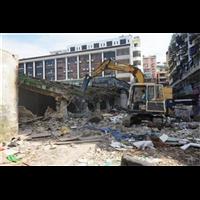 珠海厂房拆除