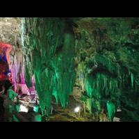 山西溶洞假山公司-山西溶洞假山制作
