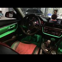 曲靖汽车氛围灯升级