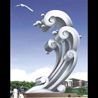 根河不锈钢雕塑