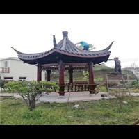 新郑防腐木凉亭