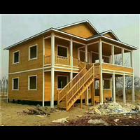 荥阳防腐木木屋