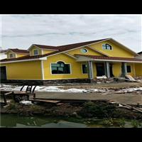 金水防腐木木屋