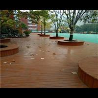 郑州防腐木地板12