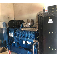 天水發電機組安裝維護
