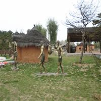 四川人物雕塑案例、成都人物雕塑案例
