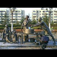 南充雕塑、成都不锈钢雕塑、重庆玻璃钢雕塑