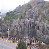 广西塑石假山-河南塑石假山施工