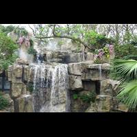 生态园直塑水泥假山、四川温泉小镇直塑水泥假山