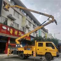 高空车路灯维修、广西巨力工程机械设备租赁公司